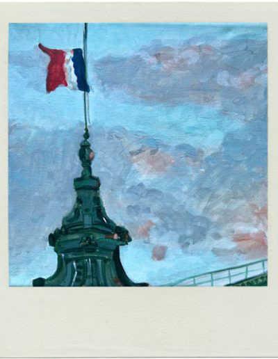 Paris, en attendant