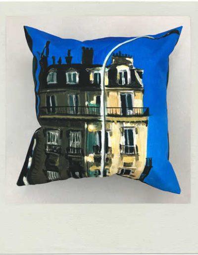 Coussin 50x50cm Paris