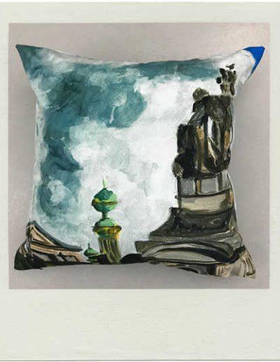 Подушка Парижа