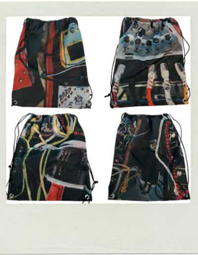 Рюкзаки электро