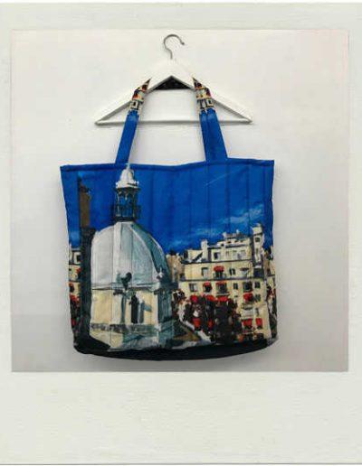 Стеганая сумка Парижа