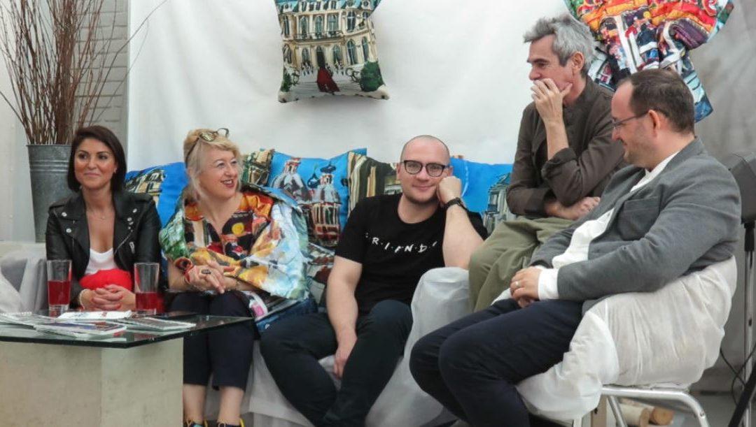Бранч по-французски с Мюрьель Руссо-Овчинников